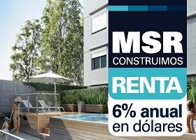 MSR suma nuevos beneficios a la tradicional inversión en ladrillos