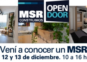 MSR organiza un nuevo Open Door