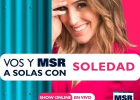 MSR organiza un recital exclusivo de Soledad Pastorutti