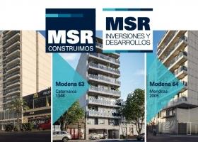MSR lanzó al mercado tres nuevos edificios en ubicaciones estratégicas