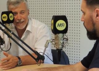 """Gabriel Redolfi en M90 Radio: """"El plan Renta en dólares fue un éxito absoluto"""""""