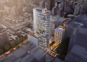 Argenway y MSR se asocian para desarrollar Iconcenter Rosario