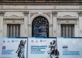 Comienzan las obras de remodelación del Museo Estevez